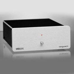 Trigon Audio VANGUARD II audiophile lemezjátszó előerősítő