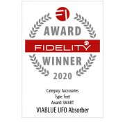 Viablue UFO XL rezgéscsillapító készülék/hangfal alátét 4db/szett