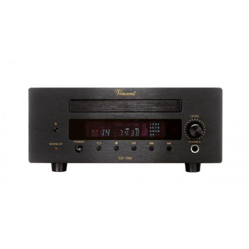 Vincent Audio CD-200 hibrid elektroncsöves CD lejátszó
