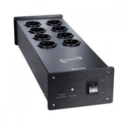 Dynavox X4100 hálózati tápszűrő és elosztó - fekete