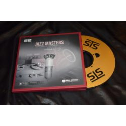 STS Jazz Master Vol 2 Audiophile analóg szalag