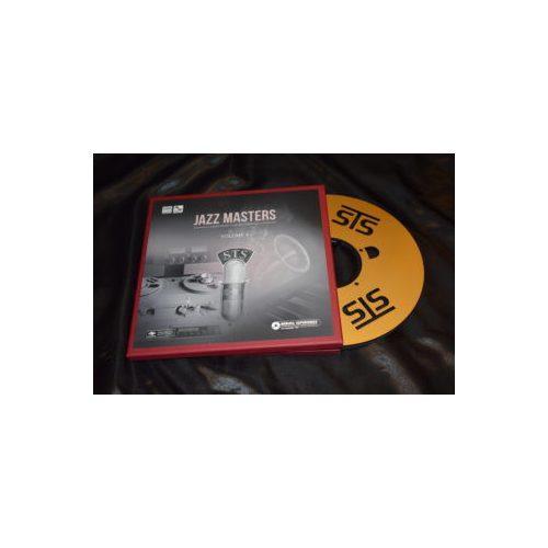 STS Jazz Master Vol 4 Audiophile analóg szalag