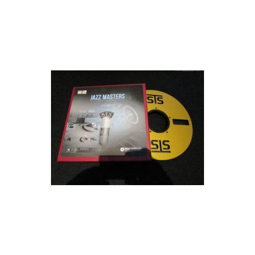 STS Jazz Master Vol 6 Audiophile analóg szalag