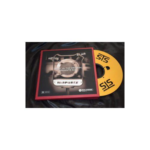 STS Music in the Original Marantz Age Audiophile analóg szalag