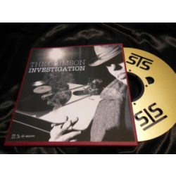 STS THE CRIMSON INVESTIGATION Audiophile analóg szalag