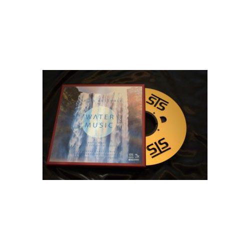 STS WATER MUSIC – GEORGE FREDERIC HANDEL (1685-1759) Audiophile analóg szalag