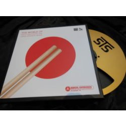 STS THE WORLD OF HEAVY PERCUSSION AND LARGE JAPANESE DRUMS Audiophile analóg szalag