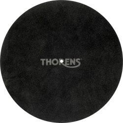 Thorens lemeztányér lap bőr