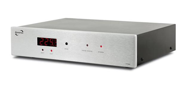 Dynavox X7000 tápszűrő teszt