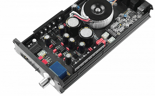 Matrix Audio hpa 3a belso