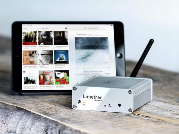 Lindemann Limetree NETWORK hálózati zenelejátszó teszt - av-online.hu