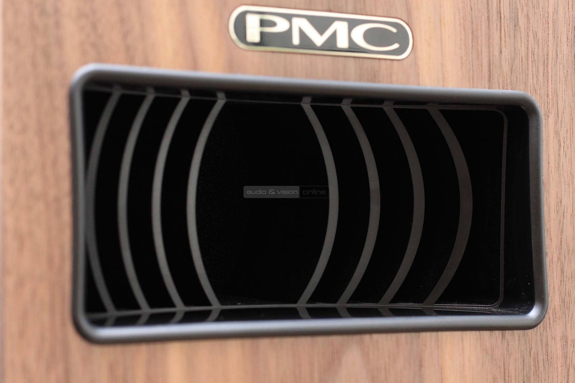 PMC Twenty 5.22i hangfal TL nyílás