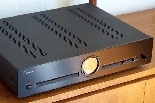 Vincent Audio DAC-7 csöves DAC  teszt - av-online