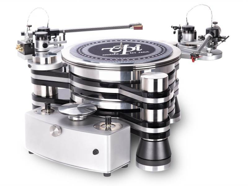 VPi Industries lemezjátszó